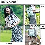 Cartinoe Ultra-Thin Laptop Backpacks, Canvas