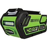 GreenWorks LB40A010 G-MAX 40V 5.0 Ah Battery