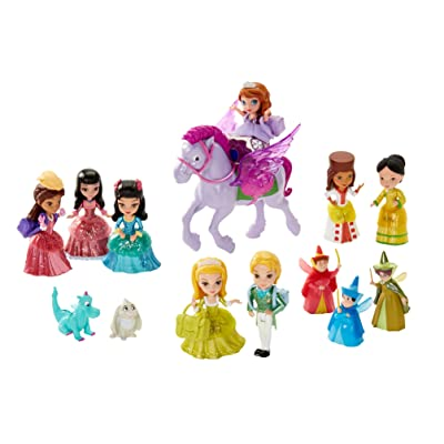 Disney Sofia The First Royal Prep Academy Doll Gift Pack: Toys & Games