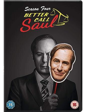 Amazoncom Better Call Saul Season 4 Dvd 2018 Movies Tv