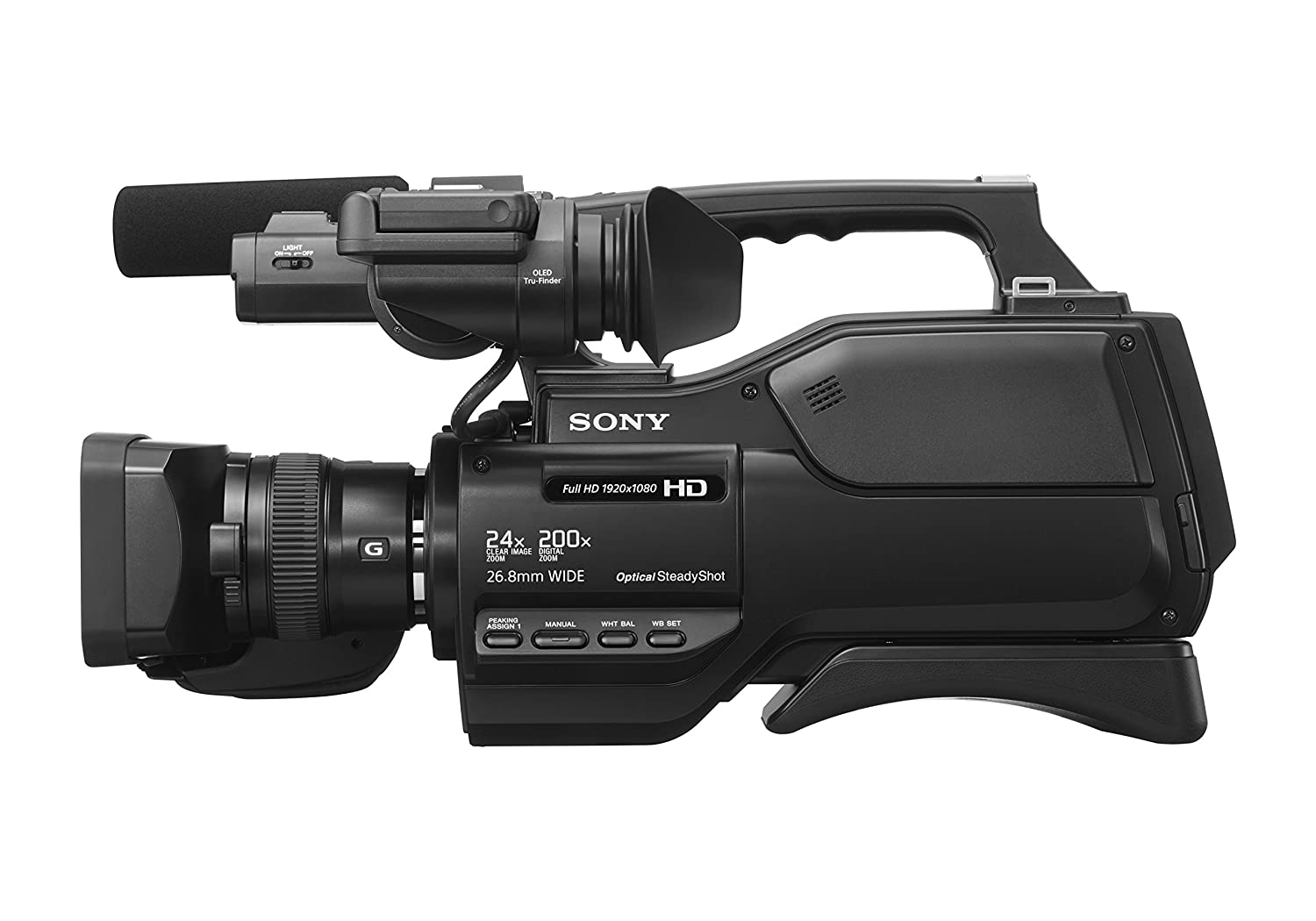 buy sony hxr mc2500 camcorder online at low price in india sony rh amazon in Hand Held Voice Recorder Sony Handheld Video Recorder