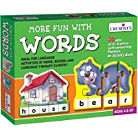 Creative Educational Aids More Fun with Words