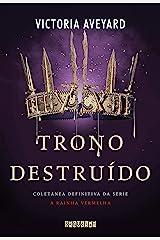 Trono destruído: Coletânea definitiva da série A Rainha Vermelha (Portuguese Edition) Kindle Edition