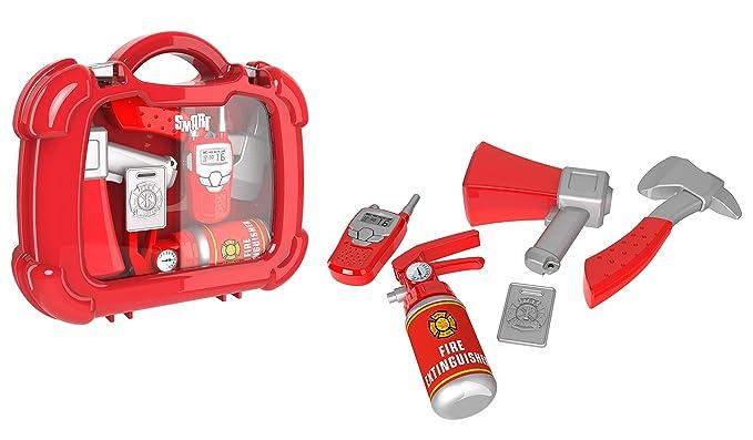 Smart Fire Rescue Case avec accessoires (expédiés à partir du Royaume-Uni)