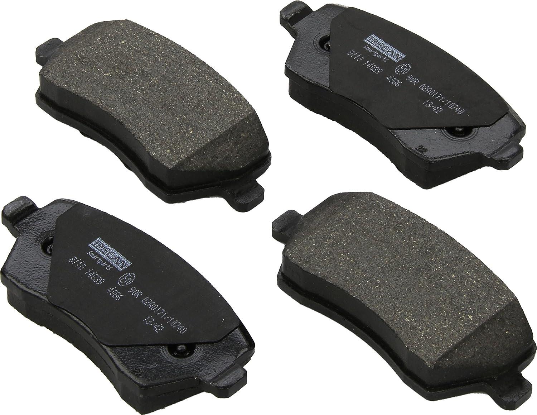 frein /à disque ATE 13.0470-2709.2 Kit de plaquettes de frein