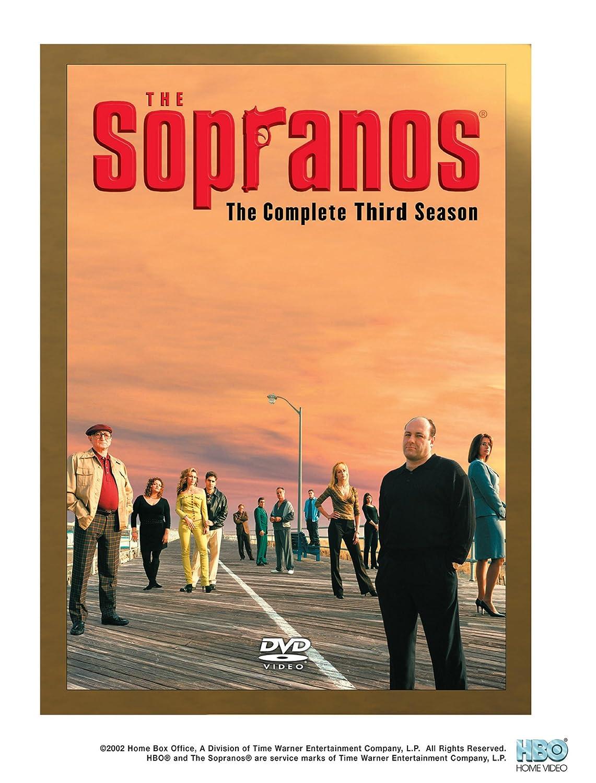 Amazon com: The Sopranos: Season 3: James Gandolfini, Edie