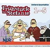 NDR 2 - Frühstück bei Stefanie Box 1, 2, 3, 4 und 5 (Die Gesamtedition)