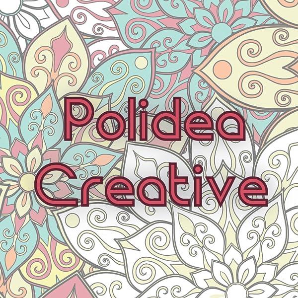 Libro De Colorear Para Adultos Mandalas Patrones Florales