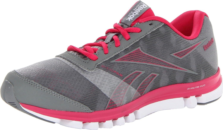 Reebok Footwear Womens SubLite Duo Chase Running Shoe