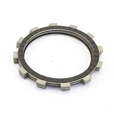 Amazon.com: (Pack of 6) Honda Rebel 250 CMX250 Clutch Plate Disc - OE Direct Replacement: Automotive