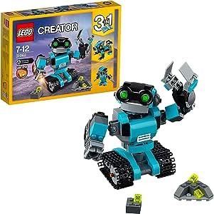 LEGO Creator - Robot Explorador (31062): Amazon.es