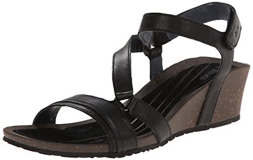 99d86b2813e6e9 Teva Women s Cabrillo Crossover Wedge Sandal