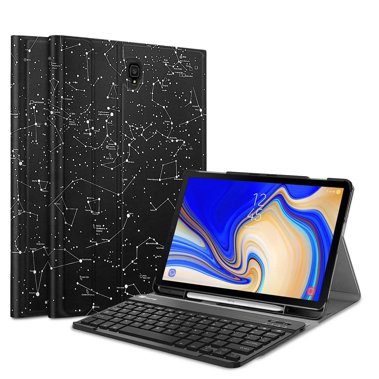 Funda + Teclado Galaxy Tab S4 10.5 Fintie [7gwh3k2p]