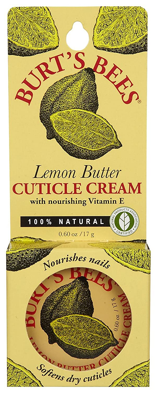 Burt's Bees Cuticle Cream Lemon Butter (Pack of 4): Beauty