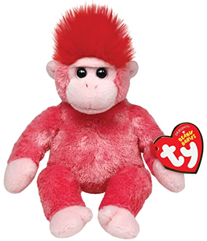 3714e16dfb4 Image Unavailable. Image not available for. Color  Ty Beanie Babies Charmer  Gorilla Plush