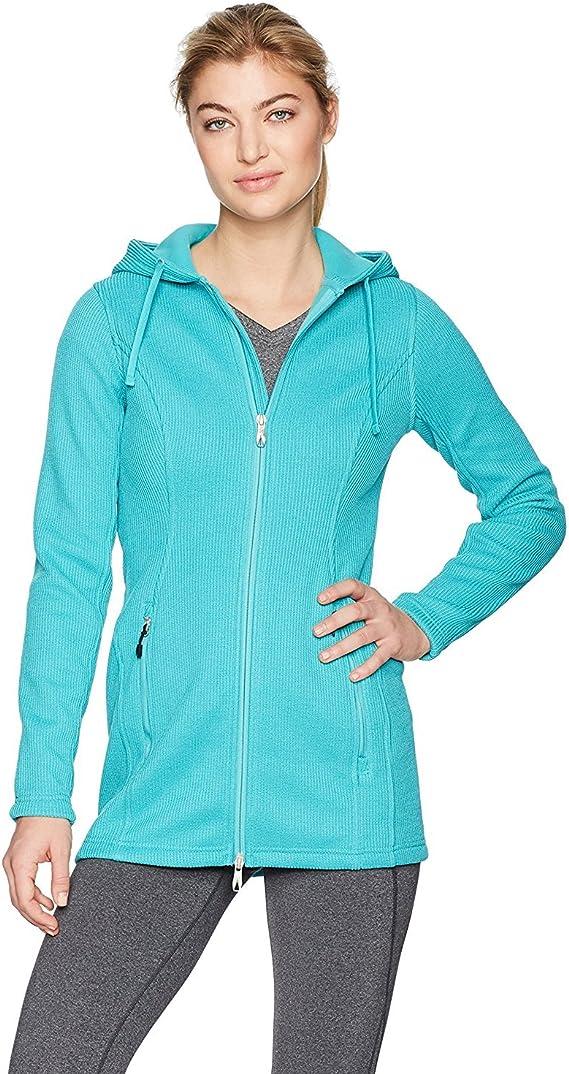 Spyder Womens Endure Hoody Mid Weight Stryke Jacket