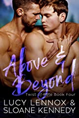 Above and Beyond (Twist of Fate, Book 4) Kindle Edition