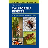 Field Guide to California Insects: Second Edition (Volume 111) (California Natural...
