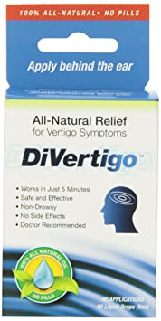 Divertigo, .17 Ounces, 80 Fl Drops ( 40 Applications )