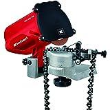 Einhell Affûteuse à chaîne de scie GC-CS 85(1, profondeur ajustable, Tendeur de chaîne de 85W, 5500min)