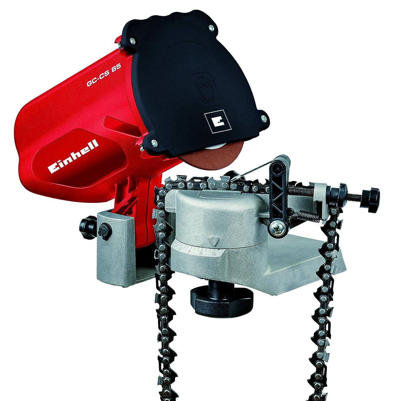 Einhell GC CS Afilador para cadenas W  V color rojo y