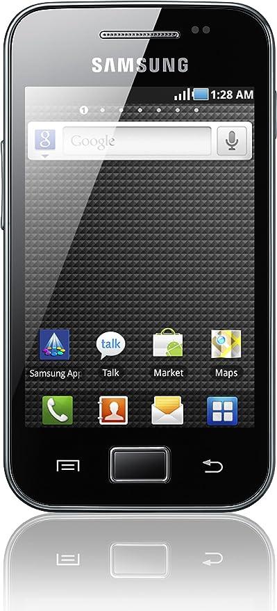 Samsung S5830 Galaxy Y Duos - Smartphone libre Android (cámara 5 ...