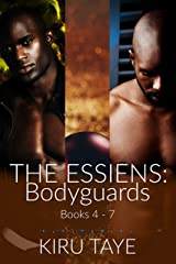 The Essiens: Bodyguards: Books 4-7 (The Essiens Box Sets Book 2) Kindle Edition