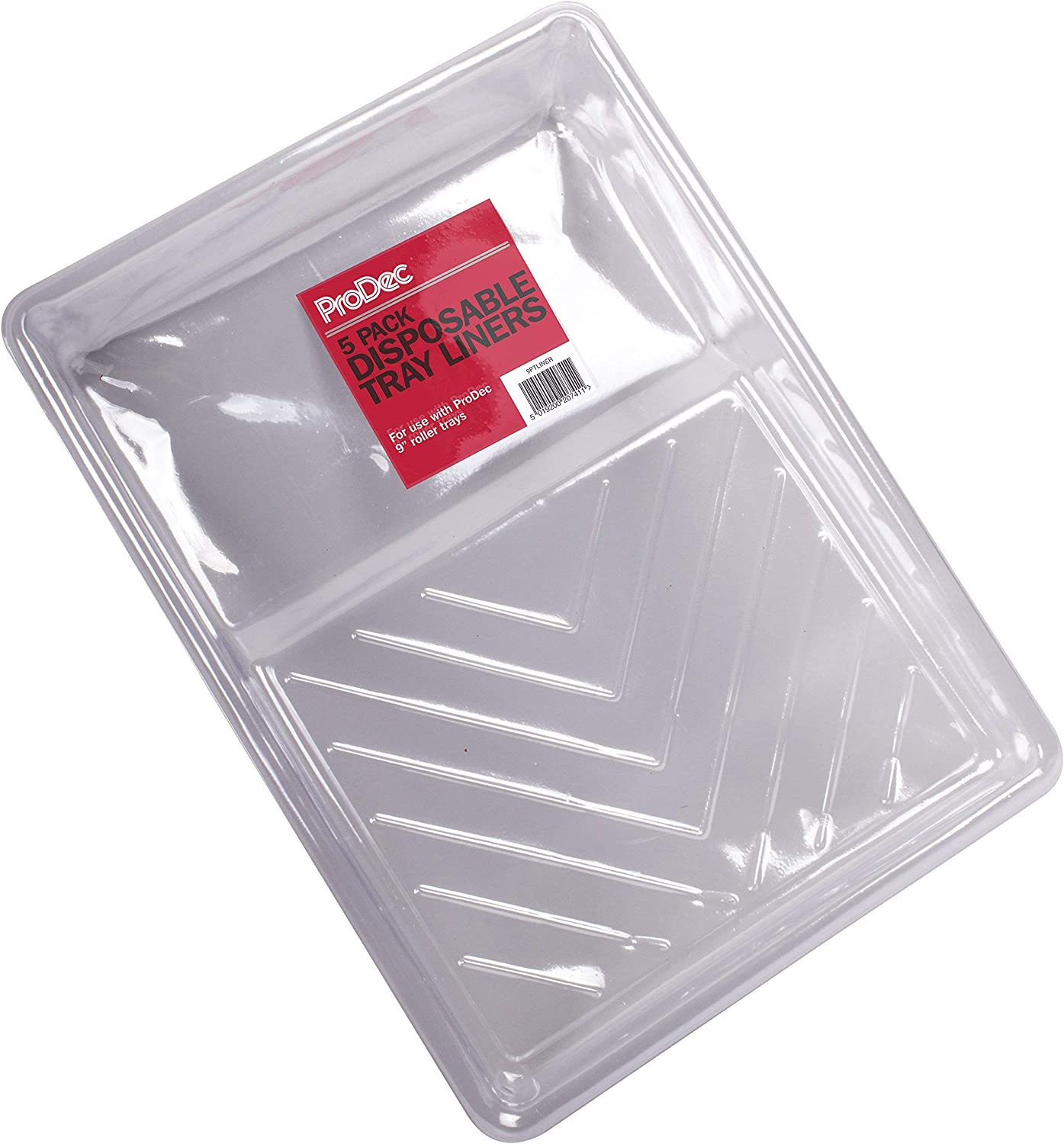 5 pack Silverline Disposable Roller Tray Liner