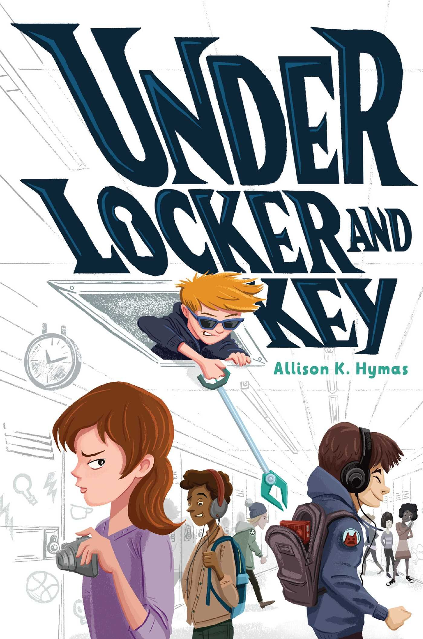 Under Locker and Key (MAX)