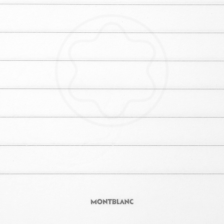 Montblanc 115622 Agenda organizadora Fine Stationery #147 – Diario personal linear A7, indigo