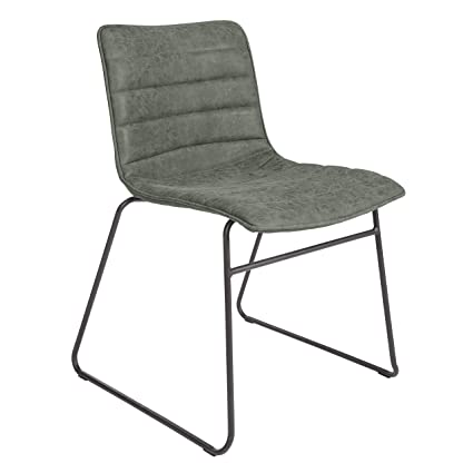 Marvelous Osp Home Furnishings Hal2 P46 Halo Stacking 2 Pack Chair Olive Pabps2019 Chair Design Images Pabps2019Com