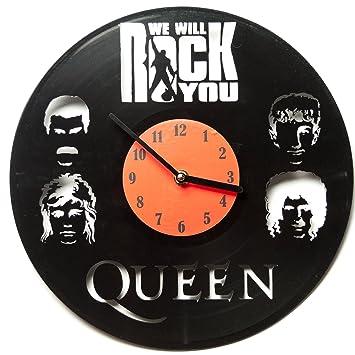 vinyl clock queen clocks unique unique kitchen wall clocks vinyl decoration queen