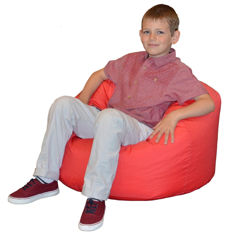 Gilda CHILDRENS BEANBAG - Bean bag Chair (Black) Gilda Ltd