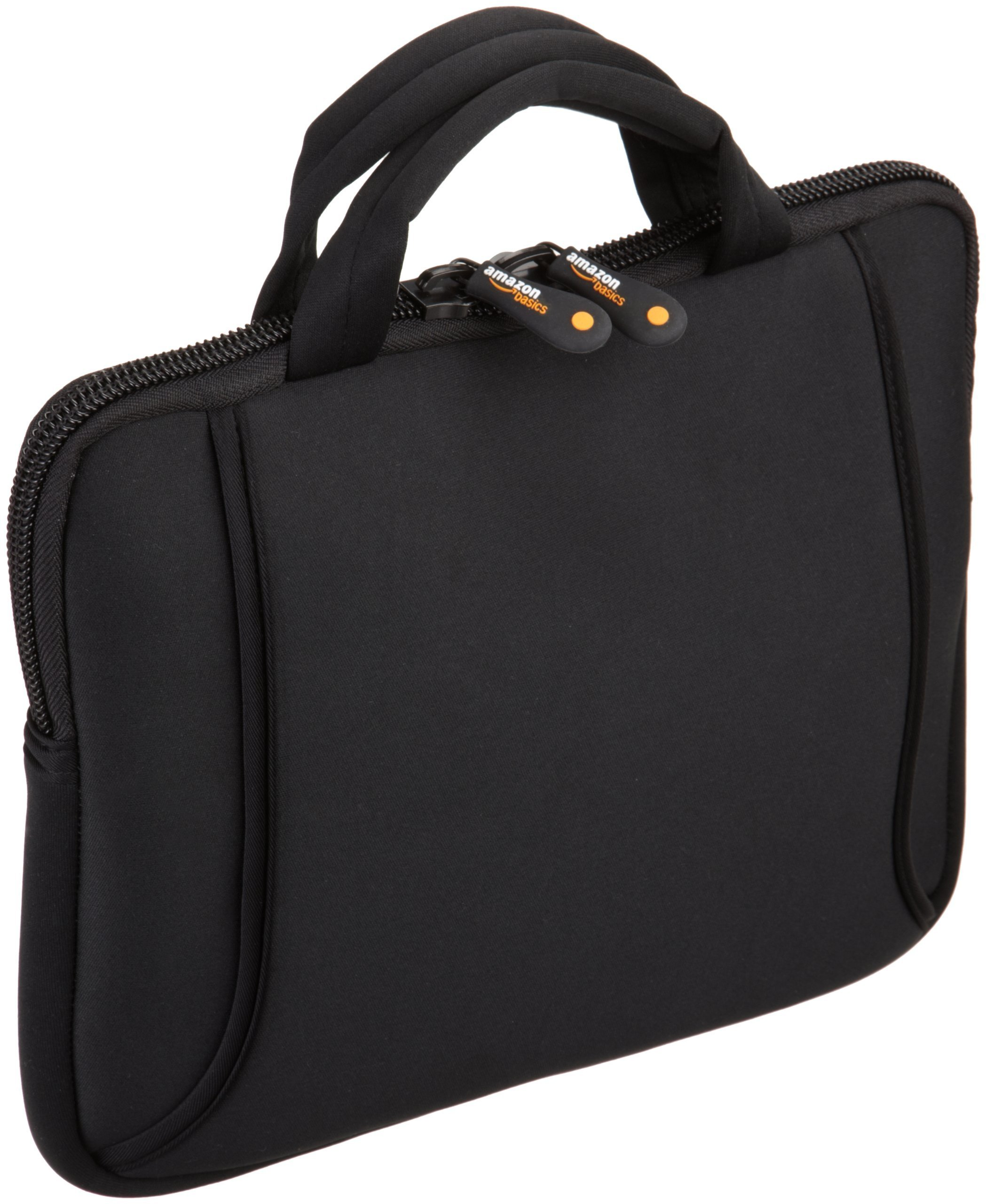 AmazonBasics iPad Air and Netbook Bag with Handle Fits 7 to 10-Inch Tablets (Black) by AmazonBasics (Image #2)