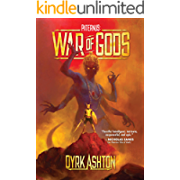 Paternus: War of Gods (The Paternus Trilogy Book 3) book cover