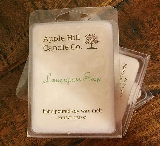 Lemongrass Sage Wax Melts