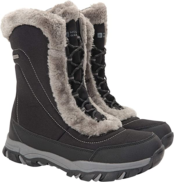 These popular Amazon snow boots will