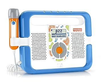 Mattel T5268-0 - Fisher-Price MP3 Player für Kinder mit einfacher ...