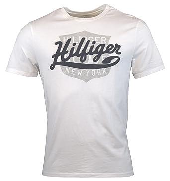 6fe378fc8 Tommy Hilfiger Mens Short Sleeve T-Shirt   Amazon.com