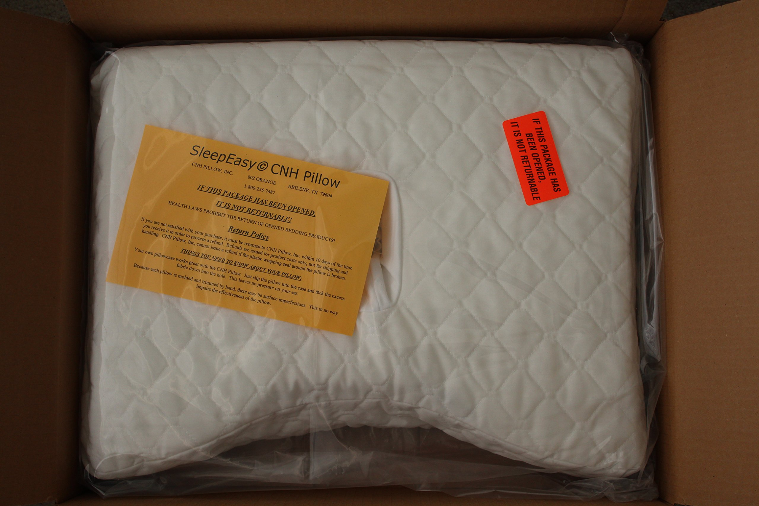SleepEasy CNH Pillow