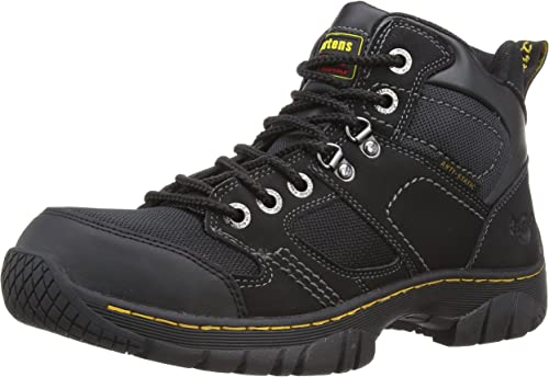 Chaussures de sécurité Dr. Martens Safety Shoes Today