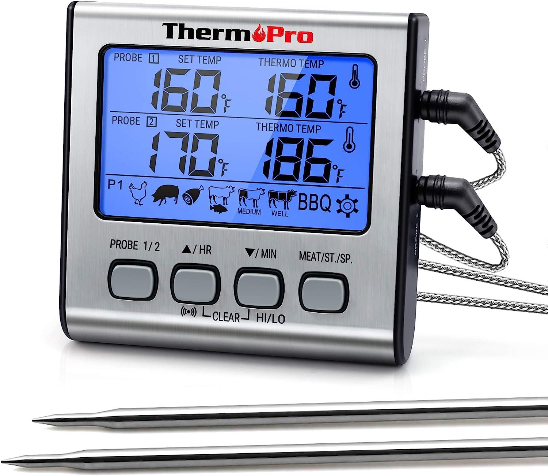 Masterclass Numérique Viande Cuisine Thermomètre 24 heures avec cuisine minuterie