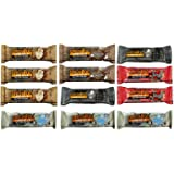 Grenade Carb Killa Protein Bar Variety Pack, Delicious Low Carb, High Protein Bar 2.12oz - 5 Flavors (Pack of 12)