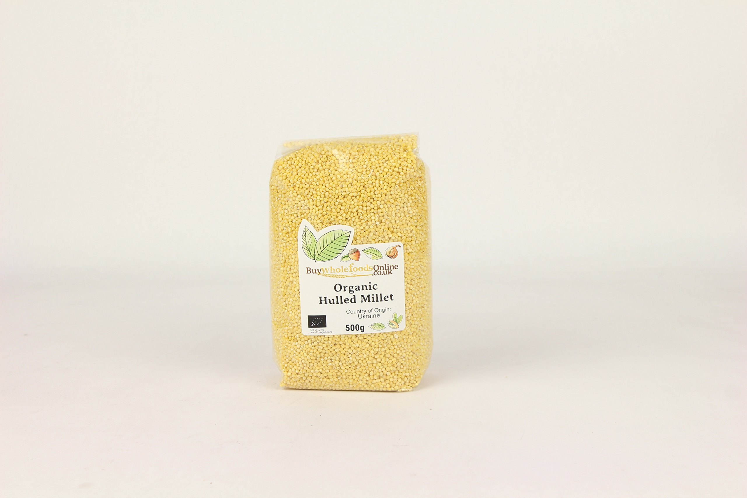 Buy Whole Foods Organic White Hulled Sesame Seeds 500 g