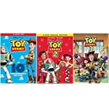 Toy Story Trilogy: Toy Story / Toy Story 2 / Toy Story 3 (5 Disc Edition)