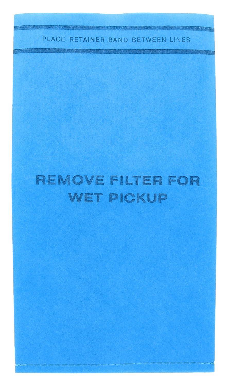 y Bucket Head Aspiradoras Stinger 1 x Paquete de 3 filtros MultiFit VF2000 Filtro de Repuesto con Banda de Montaje Para Husky