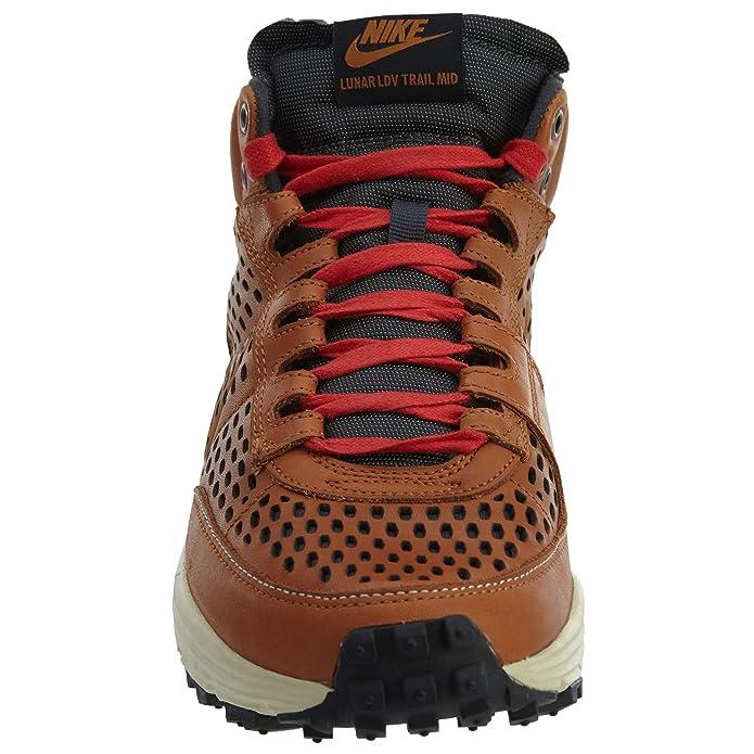 watch 10a91 7c39a Amazon.com   Nike Lunar Ldv Sneaker Boot PRM Qs Cider Cider   Fashion  Sneakers
