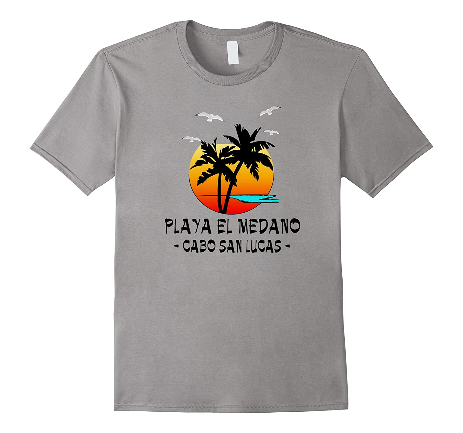 PLAYA EL MEDANO CABO TROPICAL DESTINATION T-SHIRT-CL