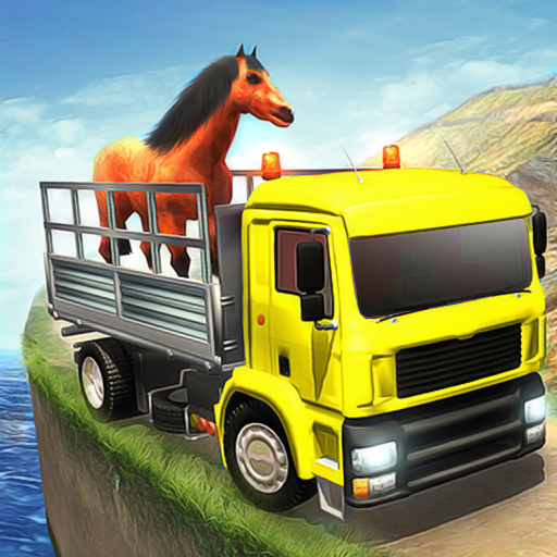 US Animals Transport Tycoon Deluxe 3D : Wild Animal Transporter Truck Driving Simulator Adventure Game 2019 (Best Animal Games 2019)