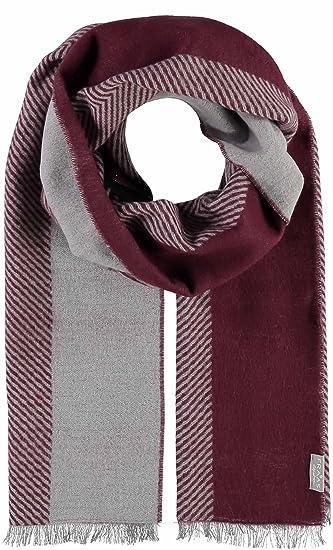8f5700c7e400d FRAAS Men s Schal Mit Karo-Design in Baumwollmischung Scarf